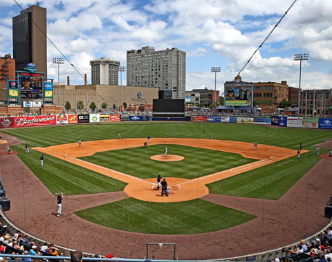 LP is back! Parrish returns as Mud Hens manager!
