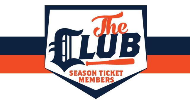 THE CLUB: 2019 Season Memberships