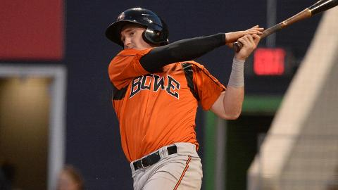 Austin Hays had a five-hit game last June, but notched his first four-hit game of the season on Friday.