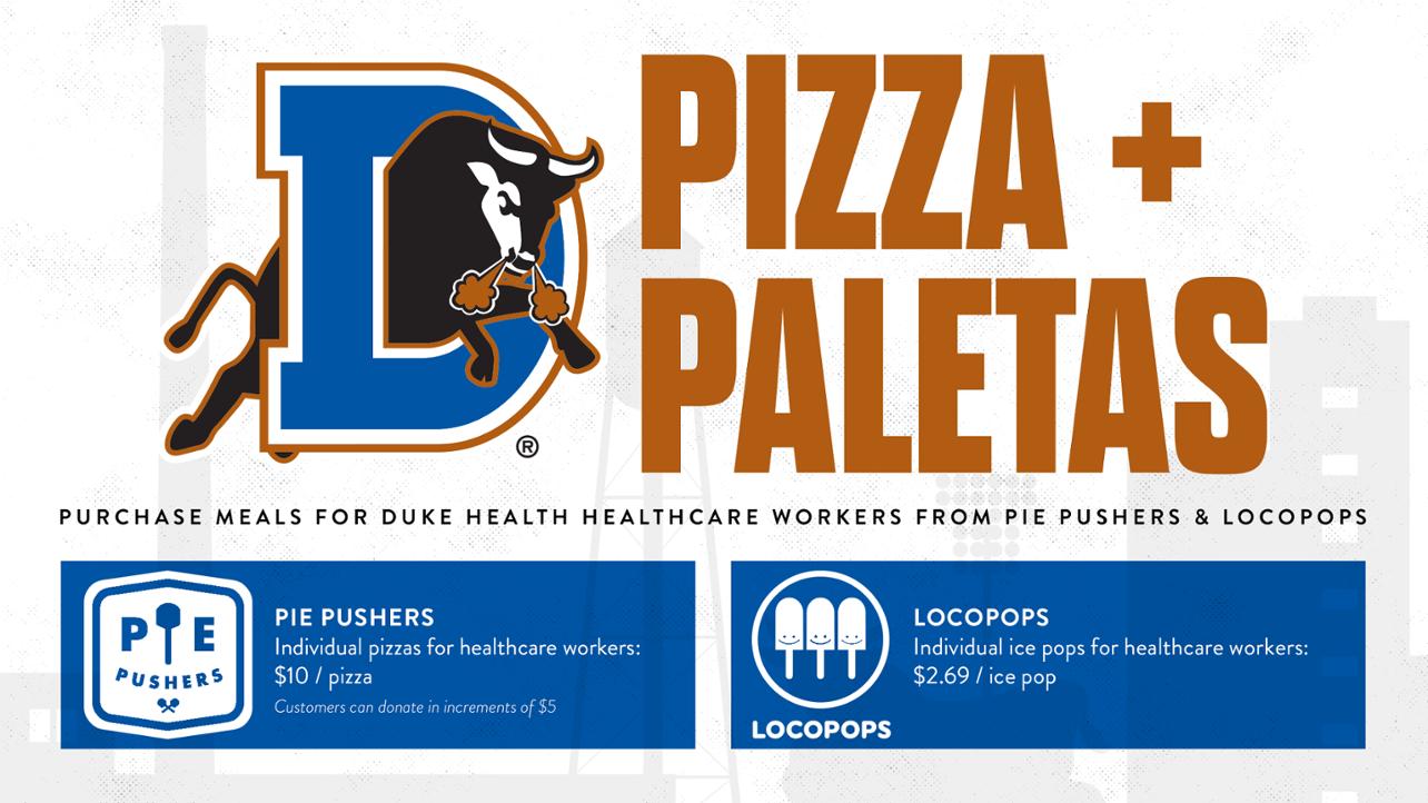 Pizza & Paletas