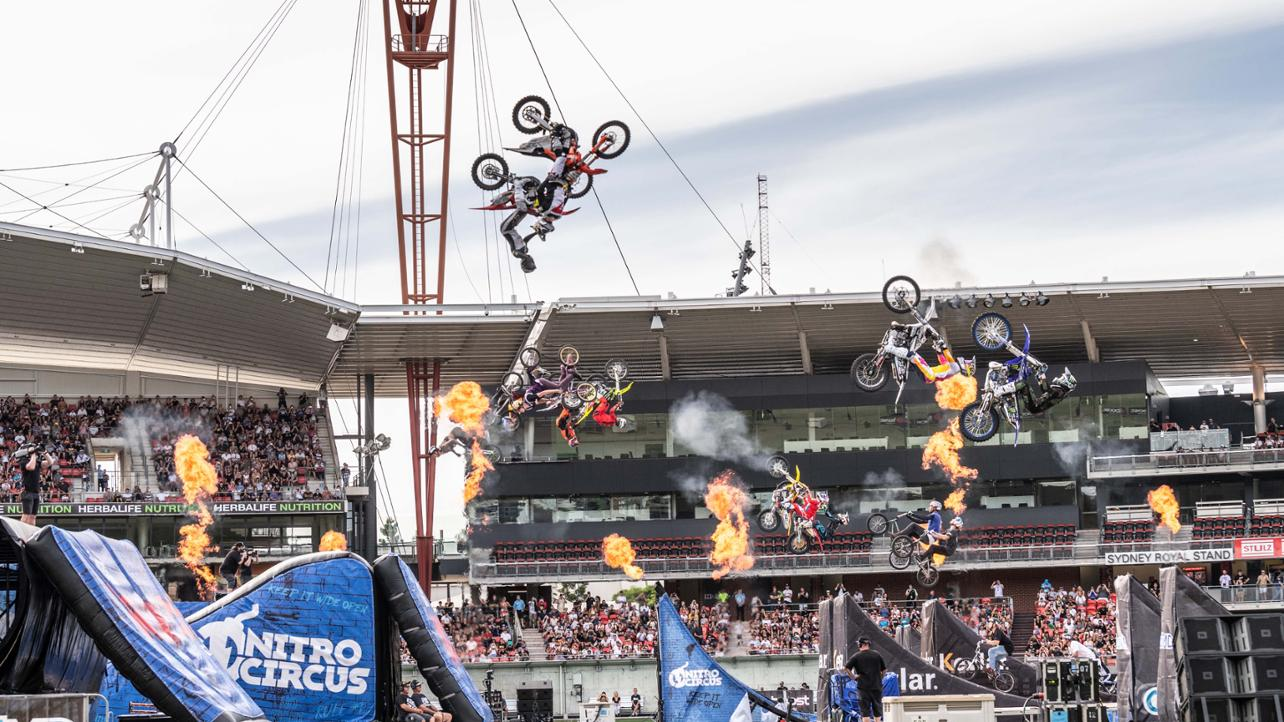 Nitro Circus coming to Fifth Third Field on May 15, 2020