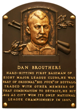 Dan Brouthers