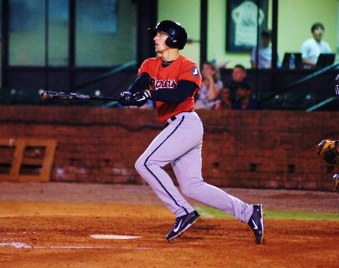 Trayce Thompson, photo credit MiLB.com