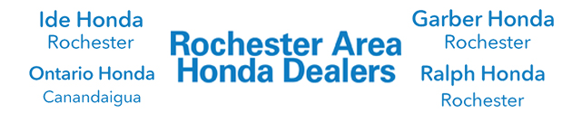 Greater Rochester Area Honda Dealers