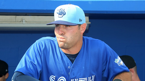 Curt Casali was a Florida State League All Star this year.