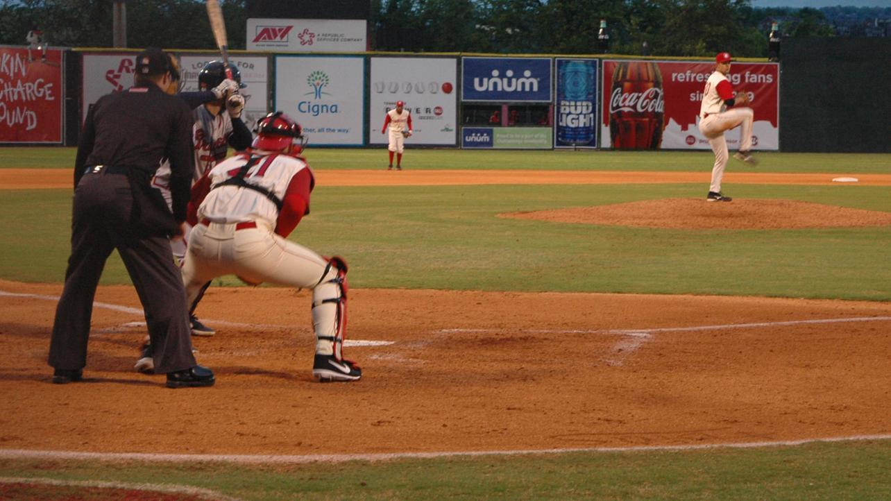Lookouts Prevent Sweep With 8-4 Win!