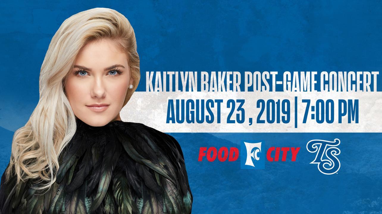Kaitlyn Baker media wall 2