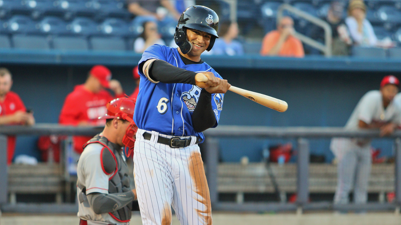 Trent Grisham Named Brewers Minor League Player of the Year
