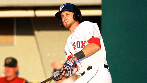 Will Middlebrooks has four homers in seven games since being optioned to Pawtucket.