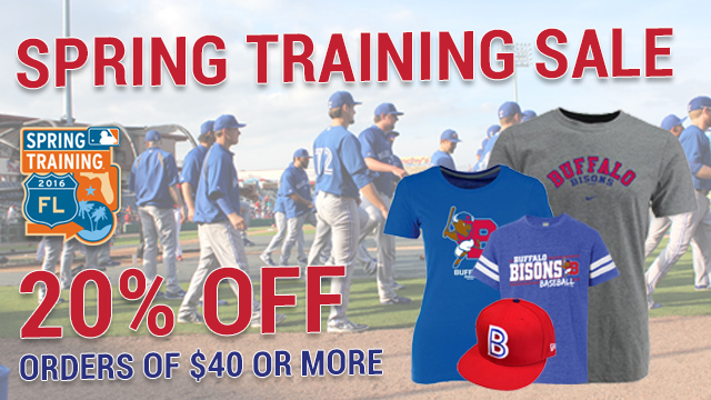 Spring Training Sale - Take 20% Off  cadcc9116