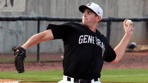 M's prospect James Paxton fanned 19 batters in 13 1/3 playoff innings.