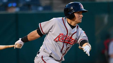 Joe Panik hit .301 with 21 runs scored in his first 35 Double-A games.