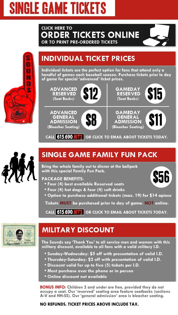 nashville sounds ticket coupon codes
