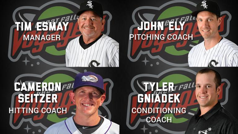 Voyagers Announce 2019 Coaching Staff