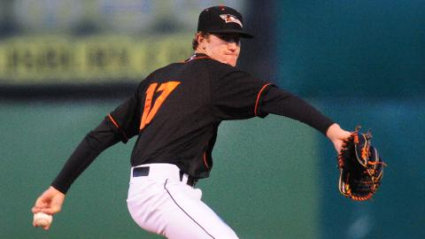 Shorebirds pitcher Josh Hader has been named to the SAL All-Star game