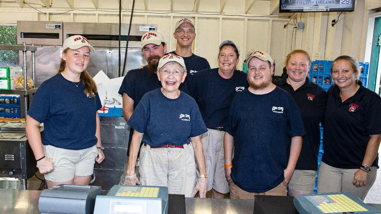Sea Dogs now hiring for food service positions | Portland