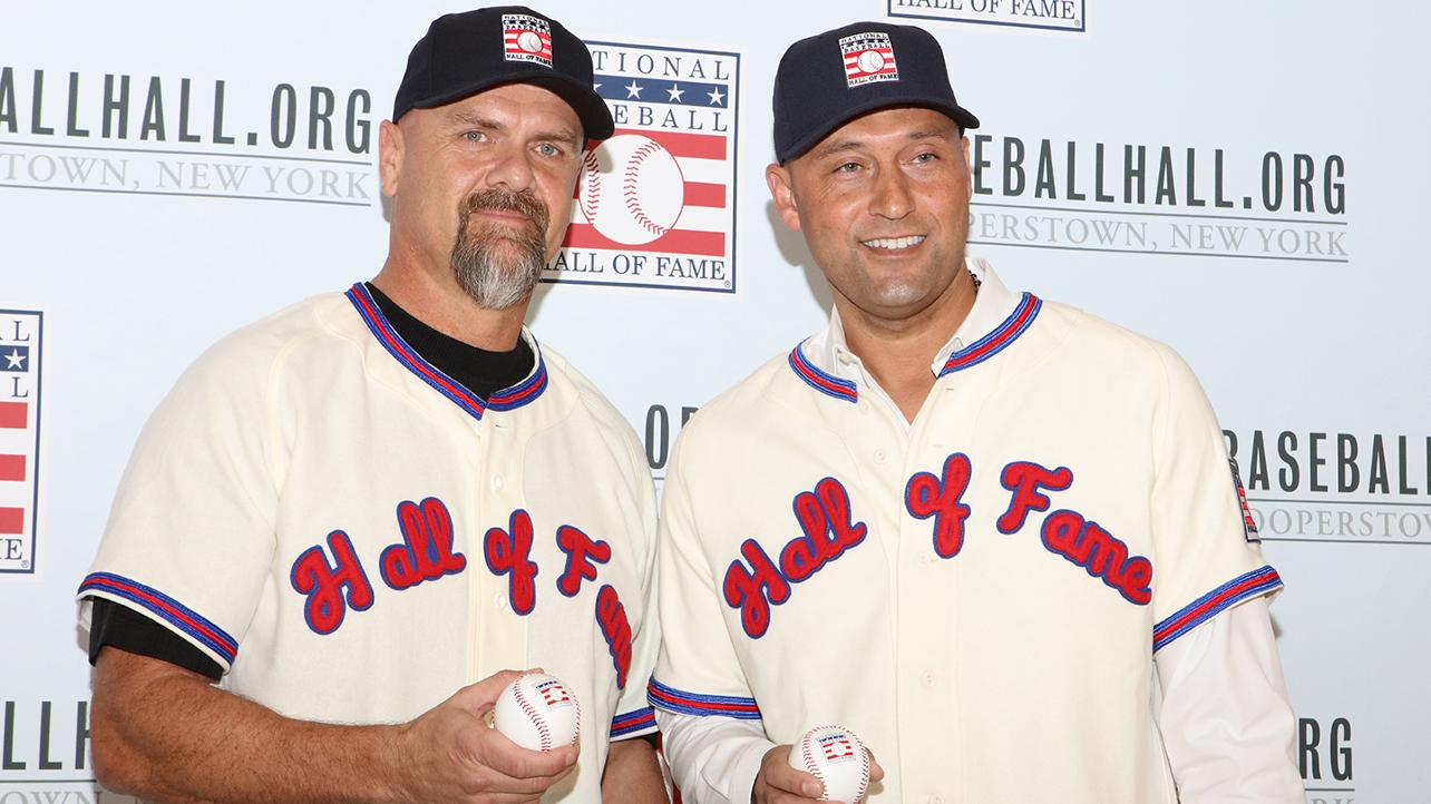 Walker, Jeter reflect on divergent paths to Cooperstown