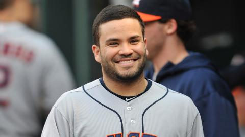 Jose Altuve owned a .408/.451/.606 slash line in 52 games for Lancaster in 2011.