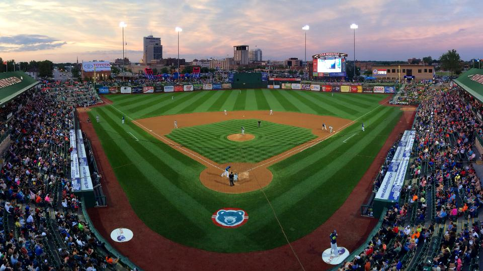 Getting To Four Winds Field This Summer South Bend Cubs News