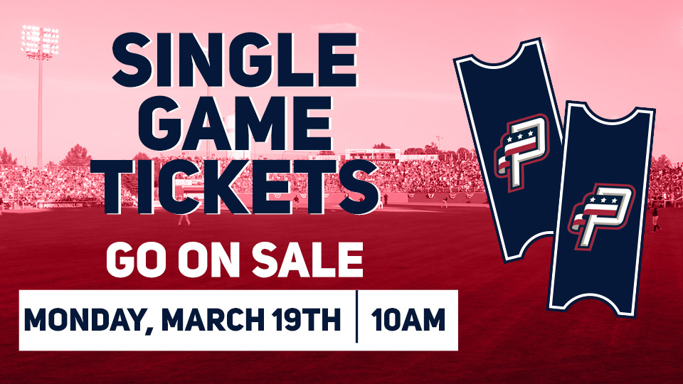 Fredericksburg Events February 2020.2018 P Nats Single Game Tickets Go On Sale 3 19