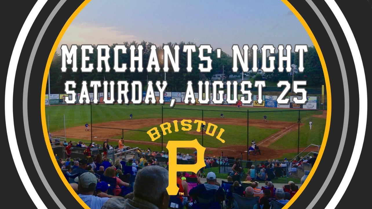 Merchants' Night on August 25