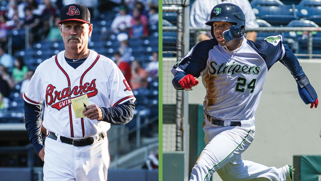 Stripers Congratulate Snitker, Acuna Jr. on 2018 NL Awards