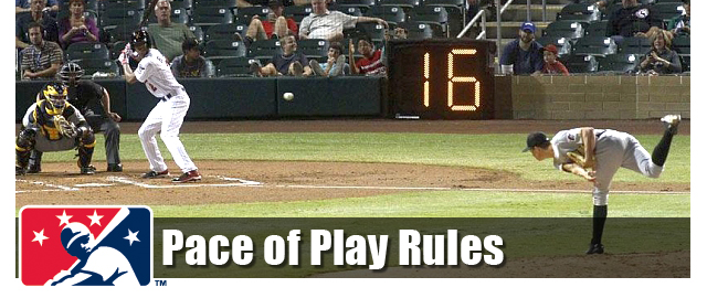 MiLB Pace of Play
