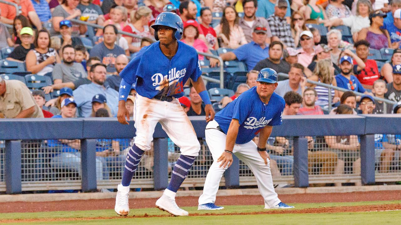 Drillers Outlast Cards 8 6 Tulsa Drillers News