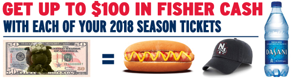 Get $100 in Fisher Cash!