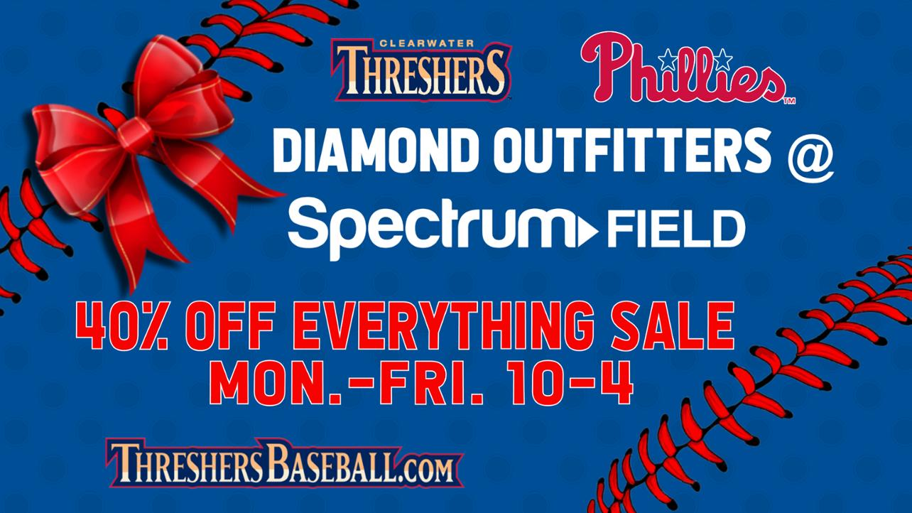 Diamond Outfitters Team Store Holiday Sale