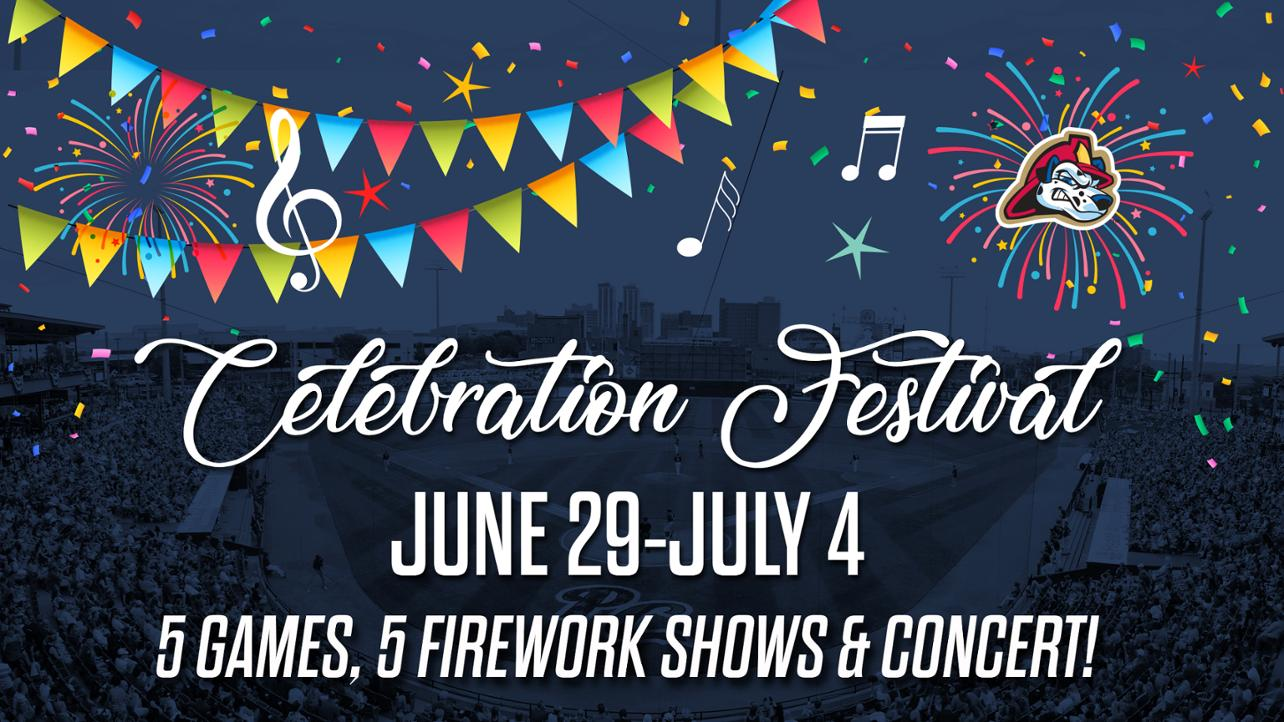 Celebration Festival June 29 - July 4