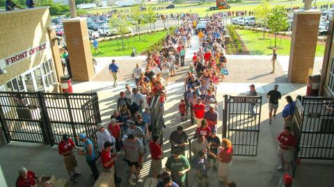 Make your plans to get out to Time Warner Cable Field at Fox Cities Stadium for some great events during the Rattlers homestand from July 10 through July 15.