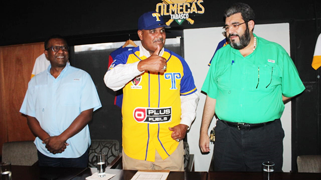 By Liga Mexicana de Beisbol  4be931f80e5