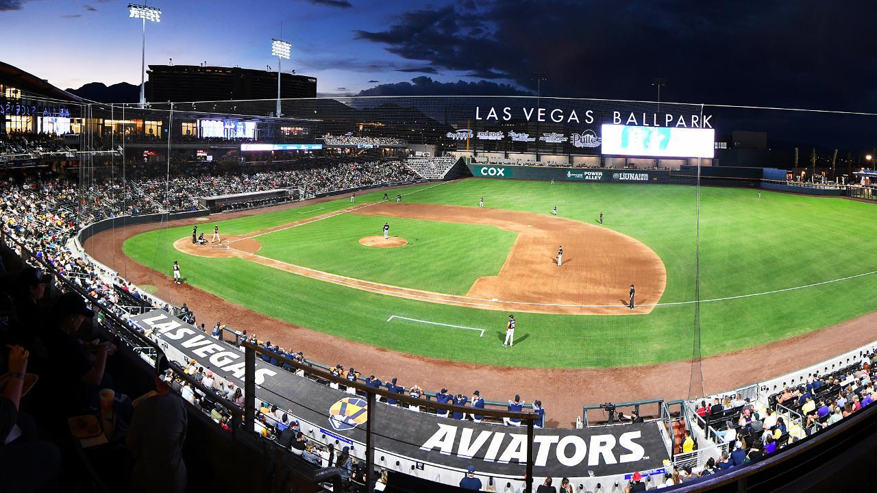 Mlb Playoffs 2020 Schedule.Aviators Las Vegas Ballpark To Host 2020 Triple A