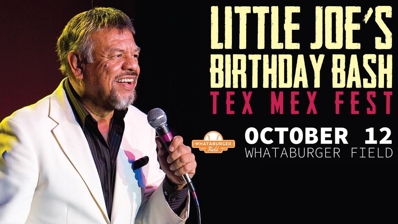 Tickets on Sale for Little Joe's Birthday Bash