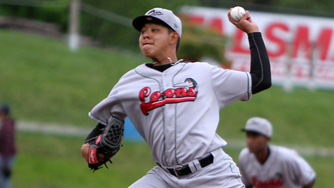 The Dodgers signed Julio Urias out of Mexico last August.