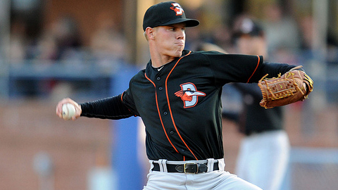 Dylan Bundy is scheduled to make his first home start at Perdue Stadium on Tuesday