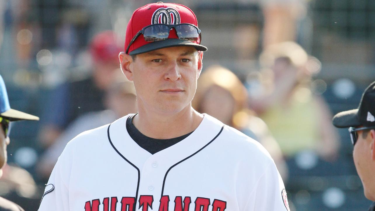 Reds name Mustangs Coaching Staff