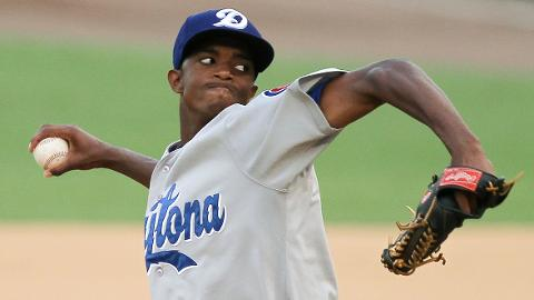 C.J. Edwards struck out 155 batters over 116 1/3 innings this season.