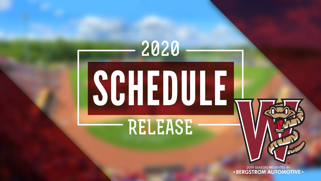 West Michigan Whitecaps Schedule 2020 Timber Rattlers Announce 2020 Schedule | Wisconsin Timber Rattlers