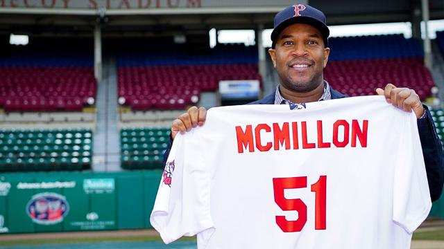 Billy McMillon Named PawSox Manager for 2019 | Pawtucket Red