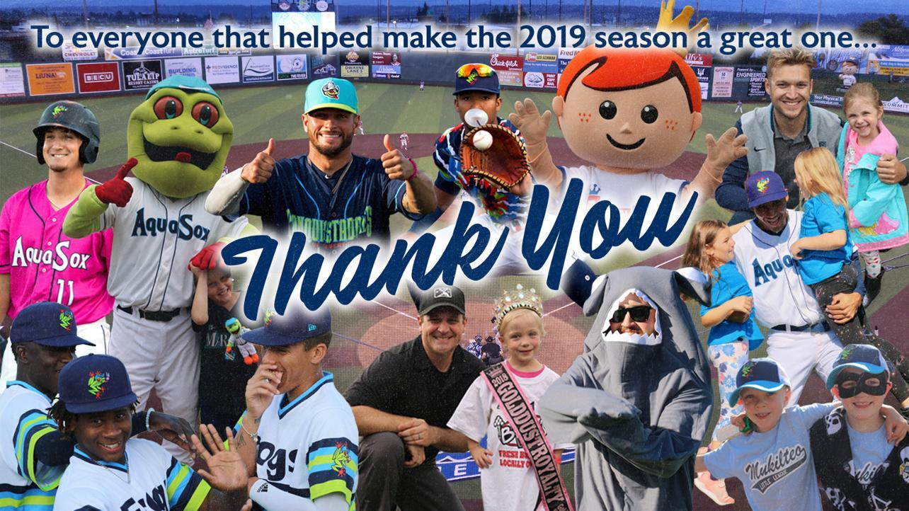 Season Thank You