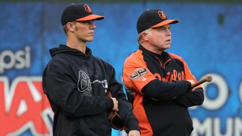 Orioles manager Buck Showalter remains optimistic about Dylan Bundy.