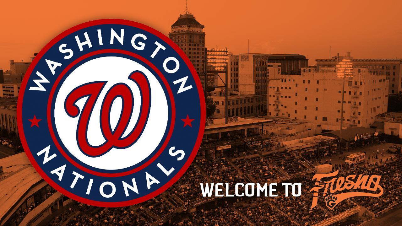 Washington Nationals Schedule 2020.Fresno Grizzlies And Washington Nationals Agree To Player