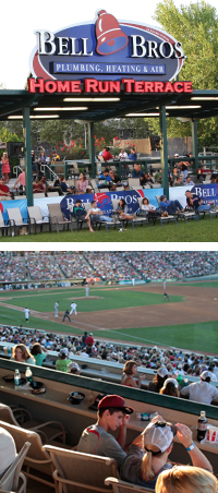 Suites Amp Group Outings Sacramento River Cats Tickets