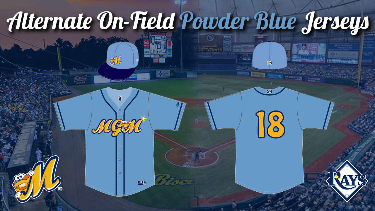uk availability e75e4 c9d41 Montgomery Biscuits Announce Extension with Tampa Bay Rays ...
