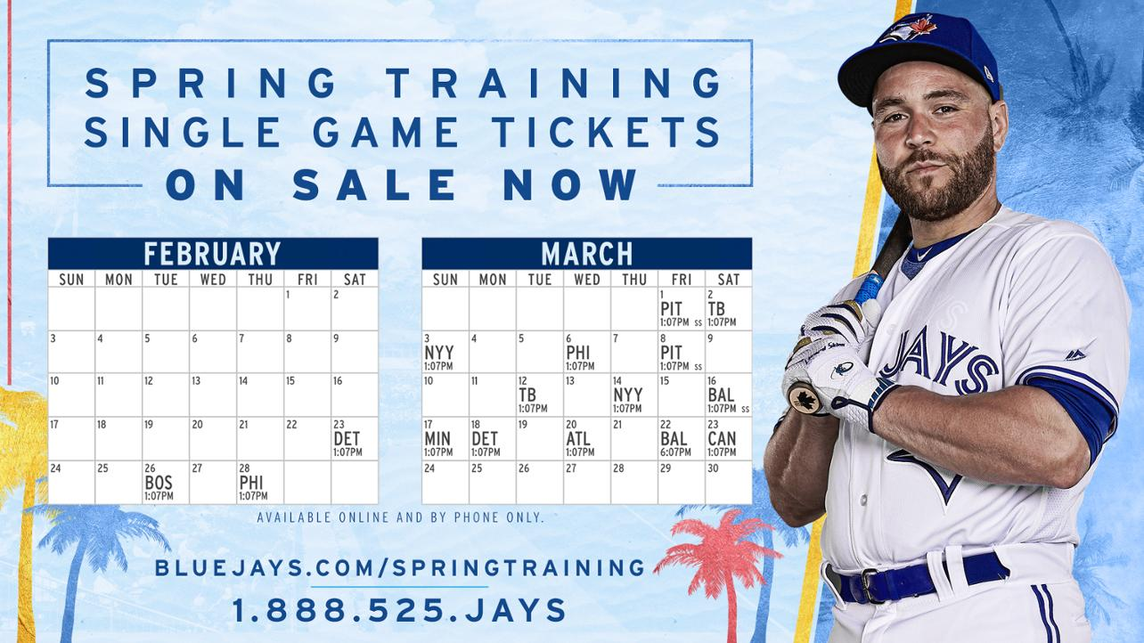 ST Single Game Tickets Ad