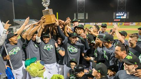 Last season the Eugene Emeralds captured their first outright Northwest League title since 1975.
