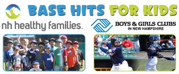 Base Hits For Kids Program