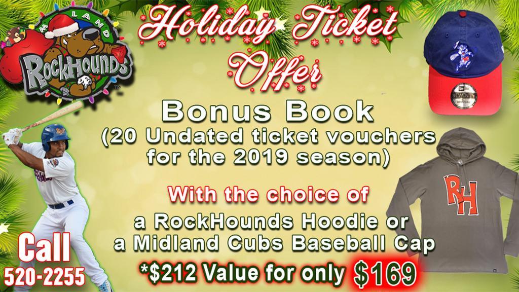 RH Holiday Offer